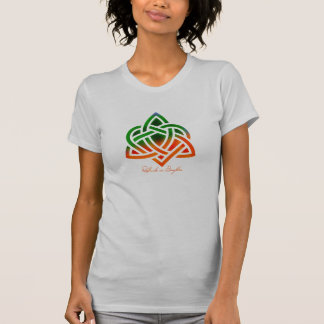 Redheads are Brighter: Rachel Triquetra Knot Tee