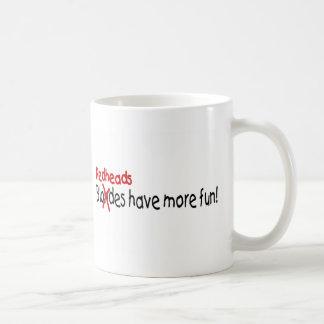 Redheads Have More Fun Basic White Mug