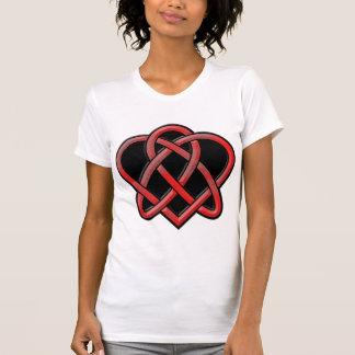 Redhot Celtic Heart T-Shirt