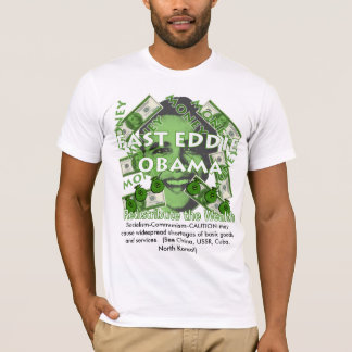Redistribute the Wealth T-Shirt