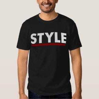 redline style tshirts