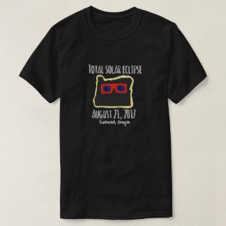 Redmond Oregon Eclipse 2017 Shirt