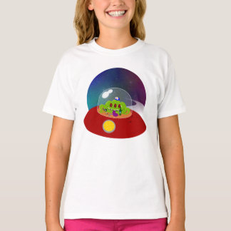 Redneck Alien from Outer Space T-Shirt