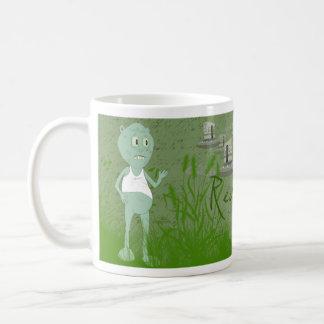 Redneck Aliens Funny Mug