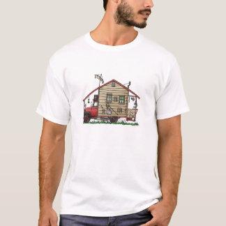 Redneck Hillbilly Camper Apparel T-Shirt