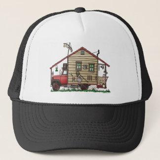 Redneck Hillbilly Camper Hat