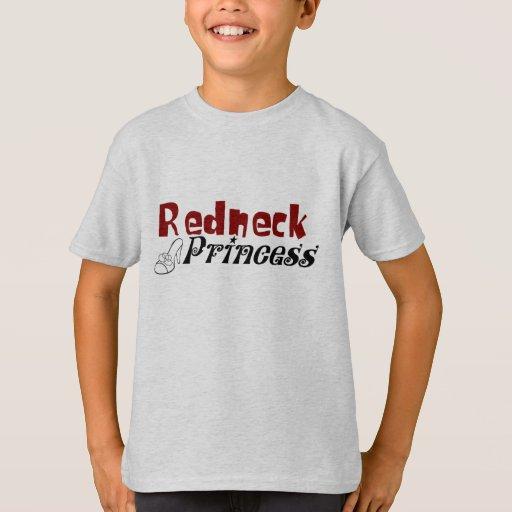 Redneck Princess Shirt