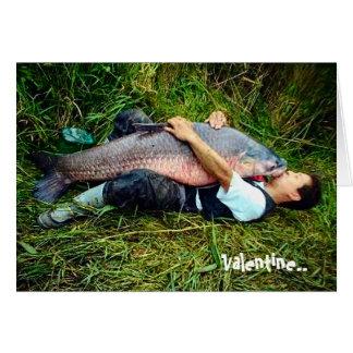 Redneck  Valentine.. Greeting Card