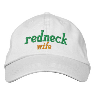 redneck Wife Baseball Cap