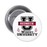 Redneck Women's Pins