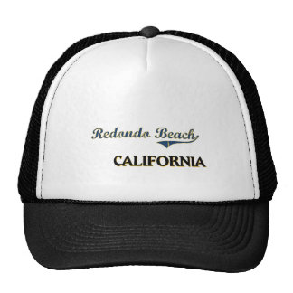 Redondo Beach California City Classic Mesh Hat
