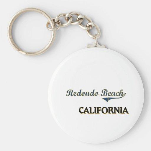 Redondo Beach California City Classic Key Chains