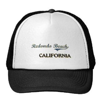 Redondo Beach California City Classic Mesh Hat