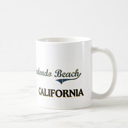 Redondo Beach California City Classic Mugs