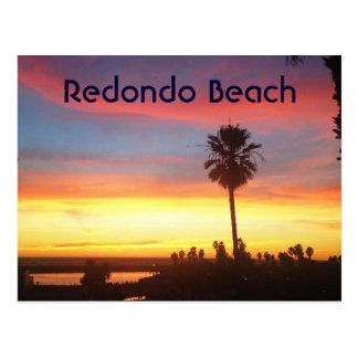 Redondo Beach Postcard