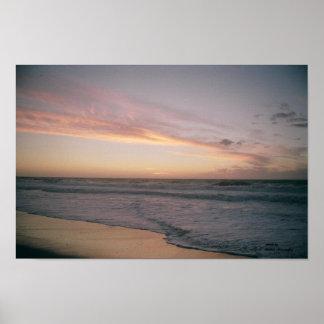 Redondo Beach Sunset Posters