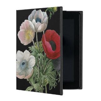 Redoute: Anemone, 1833 iPad Case
