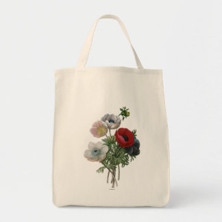 Redoute: Anemone, 1833 Tote Bag