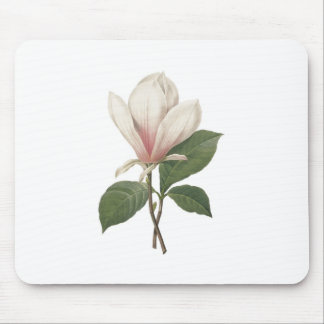 Redoute Magnolia Mouse Pad