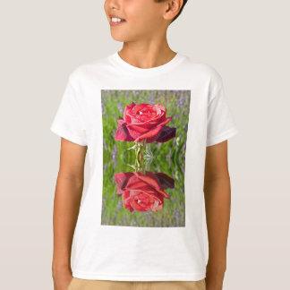 RedRoseReflect.jpg T-Shirt