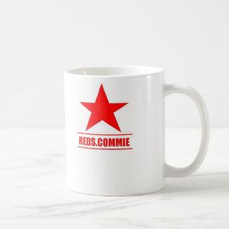 Reds Commie Mug