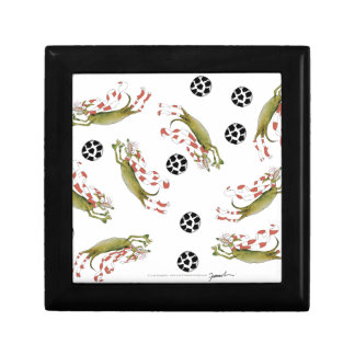 reds soccer dogs gift box