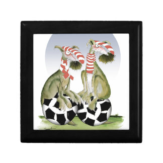 reds soccer dogs when saturday comes gift box