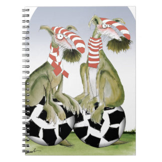 reds soccer dogs when saturday comes notebook