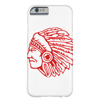 Redskin Indian Barely There iPhone 6 Case
