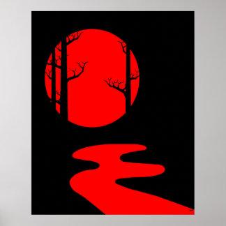 redsunset poster