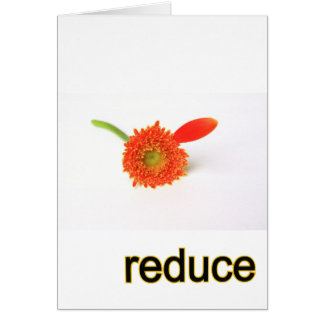Reduce Cards