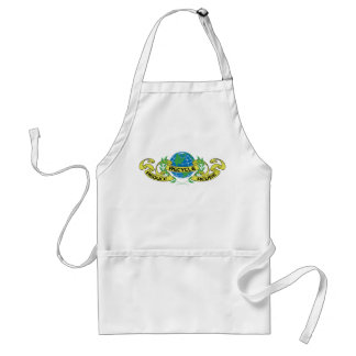 Reduce Reuse Recycle (2) Aprons