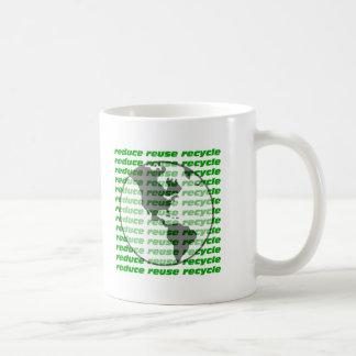 reduce reuse recycle mugs