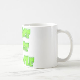 Reduce Reuse Recycle Products! Coffee Mug