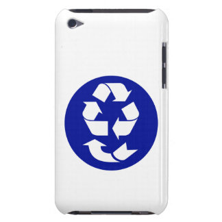 Reduce Reuse Recycle Recover Symbol (4 Rs) Barely There iPod Covers