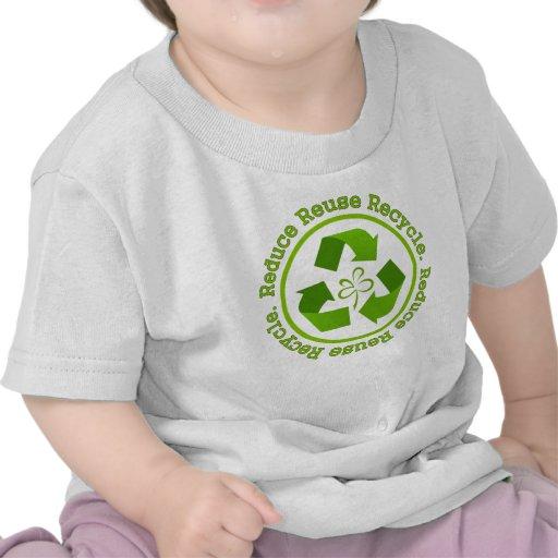 Reduce Reuse Recycle Tees