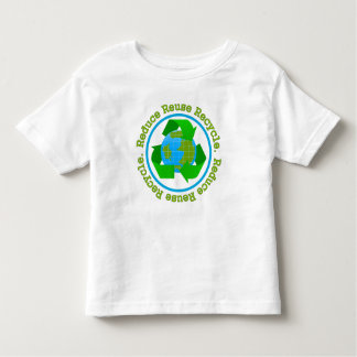Reduce Reuse Recycle v2 T Shirt