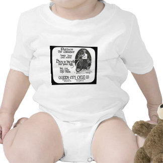 Reduce the Distance 'tween Home and School Baby Bodysuits