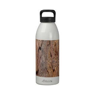 Redwood Bark Drinking Bottles