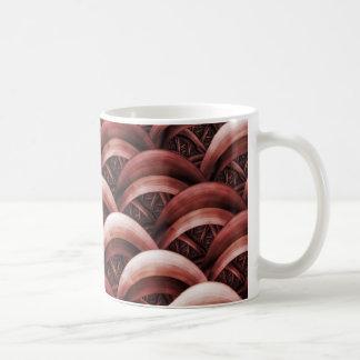 redwood basic white mug