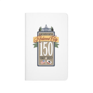 Redwood City 150th Anniversary Journal