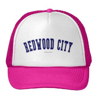 Redwood City Mesh Hat