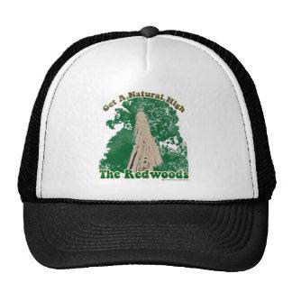 Redwood Natural High Trucker Hat