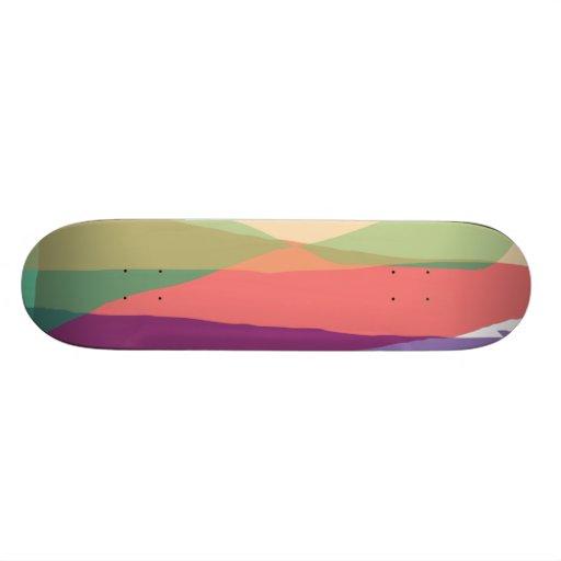 Redwood Skate Deck