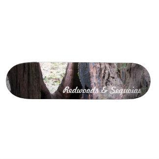 Redwoods Sequoias Skate Boards