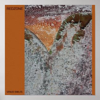Redzone - Venus Smiles Poster