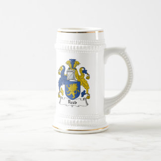 Reed Family Crest Coffee Mugs