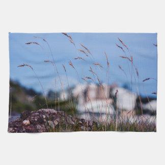 Reeds Tea Towel