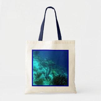 Reef Edge Budget Tote Bag