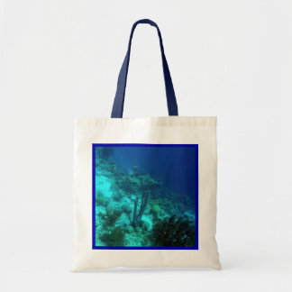 Reef Edge Canvas Bag